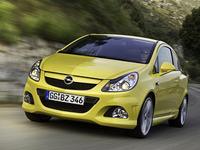 Обновления хэтчбека Opel Corsa OPC