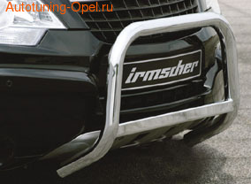 Кенгурятник для Opel Antara
