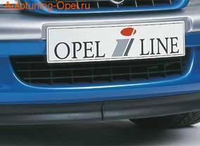 Сетка в бампер Opel Tigra A