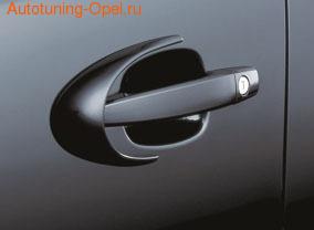 Спойлер дверной ручки Opel