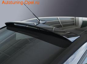 Спойлер на крышу Opel Vectra C Хэтчбек (рестайлинг)