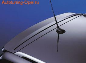 Спойлер на крышу Opel Vectra C Универсал