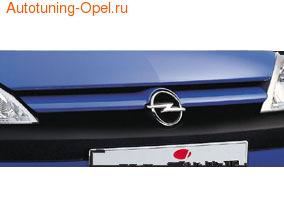 Вставка в решетку радиатора Opel Corsa С