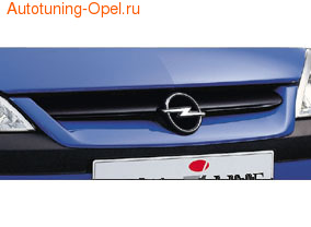 Рамка решетки радиатора Opel Corsa С