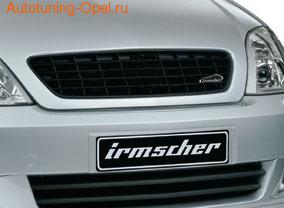 Решетка радиатора Opel Meriva