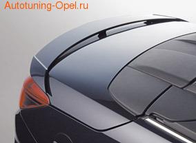 Спойлер задний Opel Astra H Twin Top