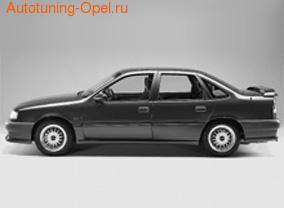 Пороги справа Opel Vectra A