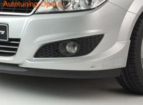 Расширители арок передних Opel Astra H