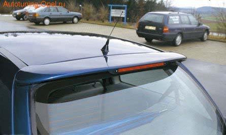 Накладка на стекло Opel Corsa B