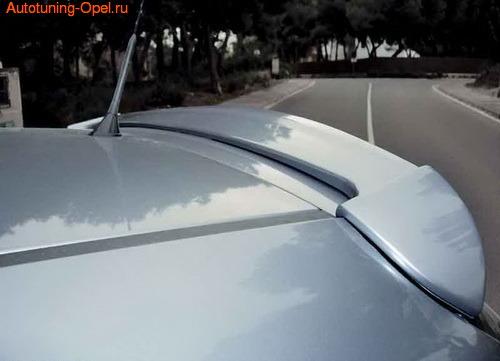 Спойлер на крышу Opel Corsa В