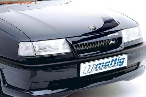 Решетка радиатора Opel Vectra A