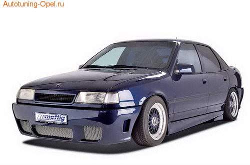 Бампер передний Opel Vectra A
