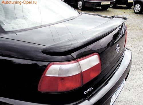 Спойлер задний Opel Omega B