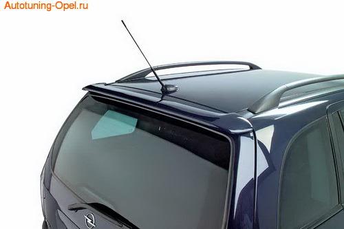 Спойлер на крышу Opel Zafira A