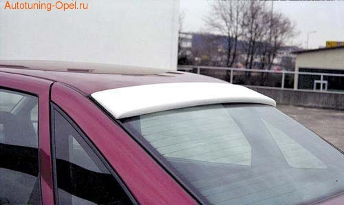 Накладка на стекло Opel Vectra A