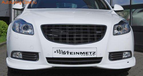 Решетка радиатора Opel Insignia Хэтчбек, Седан, Sports Tourer (дорестайлинг)