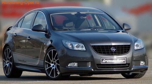Обвес на Opel Insignia Хэтчбек от компании Irmscher