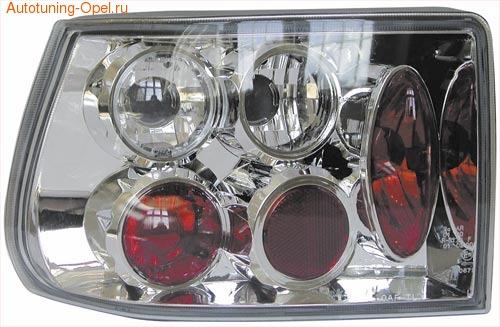 Фонари задние Opel Astra F