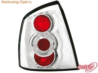 Фонари задние Opel Astra G