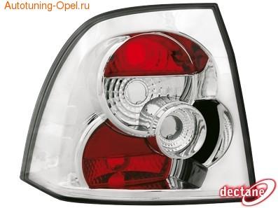 Фонари задние Opel Vectra B