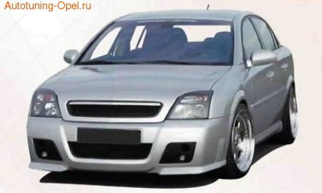 Противотуманные фары Opel Signum, Opel Vectra C