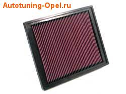 Фильтр воздушный нулевого сопротивления для Opel Vectra C 2.8i Turbo 230/255/280 л.с.