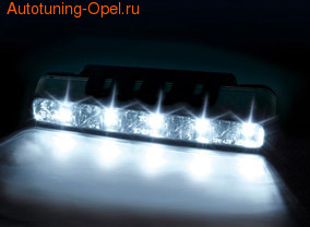 Фары дневного света Opel