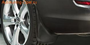 Брызговики задние Opel Astra J Хэтчбек