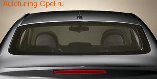 Защитные шторки на заднее окно Opel Insignia Седан