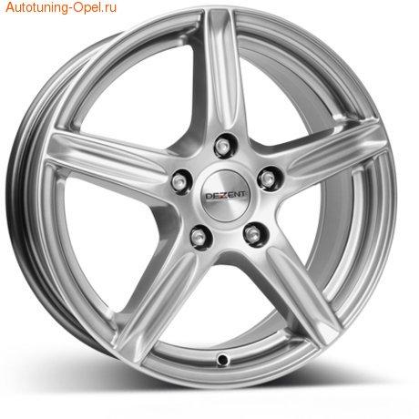 Диски литые R16 легкосплавные DEZENT L для Opel Astra J c бензиновыми двигателями 1,4 л и 1,6 л, дизельными двигателями 1,3 л