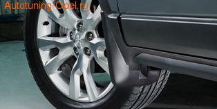 Брызговики передние Opel Antara