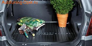 Коврик в багажник Opel Antara
