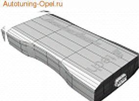 Блок увеличения мощности для Opel Antara с двигателями Z20S