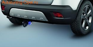 Тягово-сцепное устройство Opel Mokka съемное