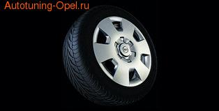 Колпак колеса Opel H Хэтчбек, Седан, Универсал, GTC, Opel Zafira B R16