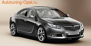 Пороги Opel Insignia Хэтчбек, Седан, Sports Tourer в стиле OPC Line