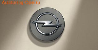 Центральный колпачек ступицы диска Opel Antara R17, R18