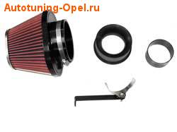 Система холодного впуска Opel Astra H с двигателями 1.6i Turbo / 2.0i