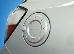 Накладка на крышку бензобака Opel Astra H и Opel Zafira B
