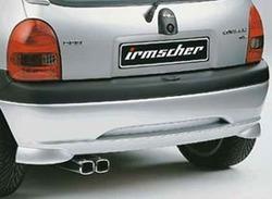 Бампер задний Opel Corsa B