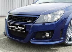 Бампер передний Opel Astra H Хэтчбек, Универсал для автомобилей с противотуманными фарами