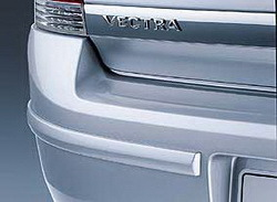Молдинг для Opel Vectra C