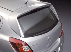 Спойлер на крышу Opel Corsa D 5-ти дверная
