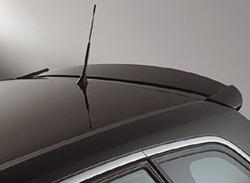 Спойлер на крышу Opel Antara