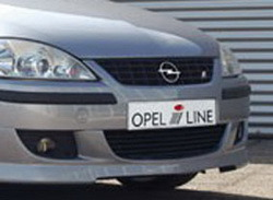 Решетка радиатора Opel Corsa C OPEL i LINE