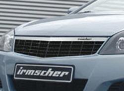 Решетка радиатора Opel Tigra с планкой из высококачественной стали