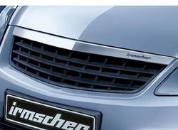 Решетка радиатора Opel Zafira B с планкой из высококачественной стали