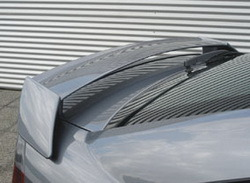 Спойлер задний Opel Vectra C Седан, Хэтчбек (дорестайлинг) стиль iRS