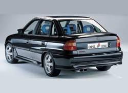 Спойлер задний Opel Astra F