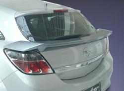 Спойлер задний Opel Astra H GTC